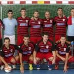 Primer equipo AD DUGGI 2011-12