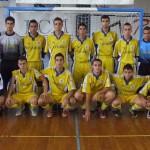 Selección Canaria Fútbol Sala 2012 Lugo