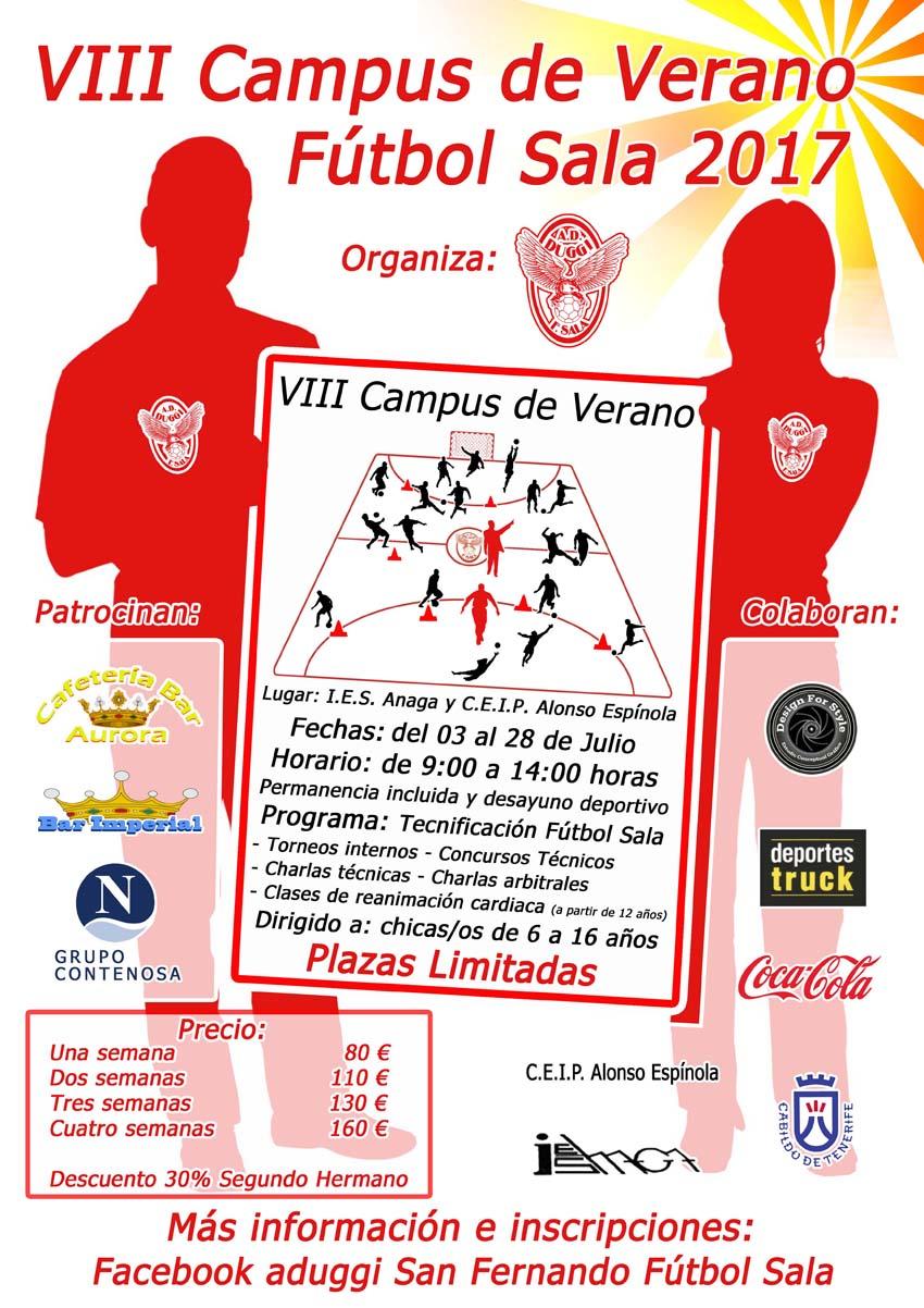 VIII Campus de Verano 2017