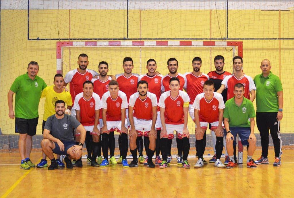 1er equipo A.D. Duggi Fútbol Sala