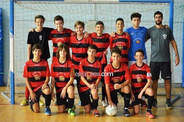 Cadete A.D. Duggi Fútbol Sala 2017