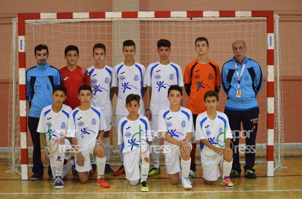 Infantil A.D. Duggi Fútbol Sala Temporada 2016