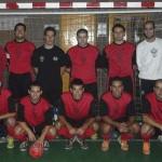 Primer equipo AD DUGGI 2009-10